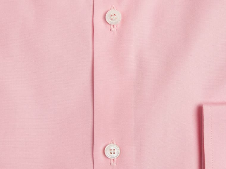 City pink Modern Fit Cotton Poplin Shirt City Pink - cell image 1