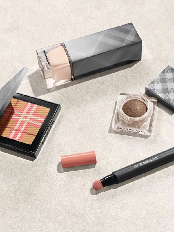 The Check Palette Duo blush et bronzer (Rose) - Femme | Burberry - cell image 3