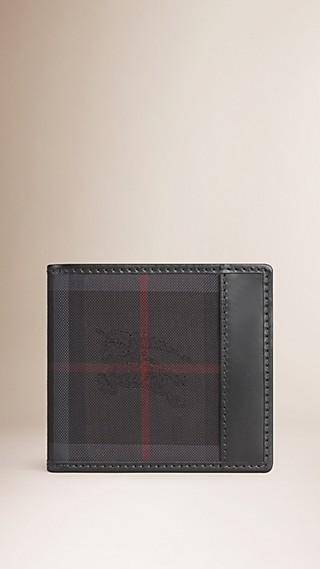 Horseferry Check Folding Wallet