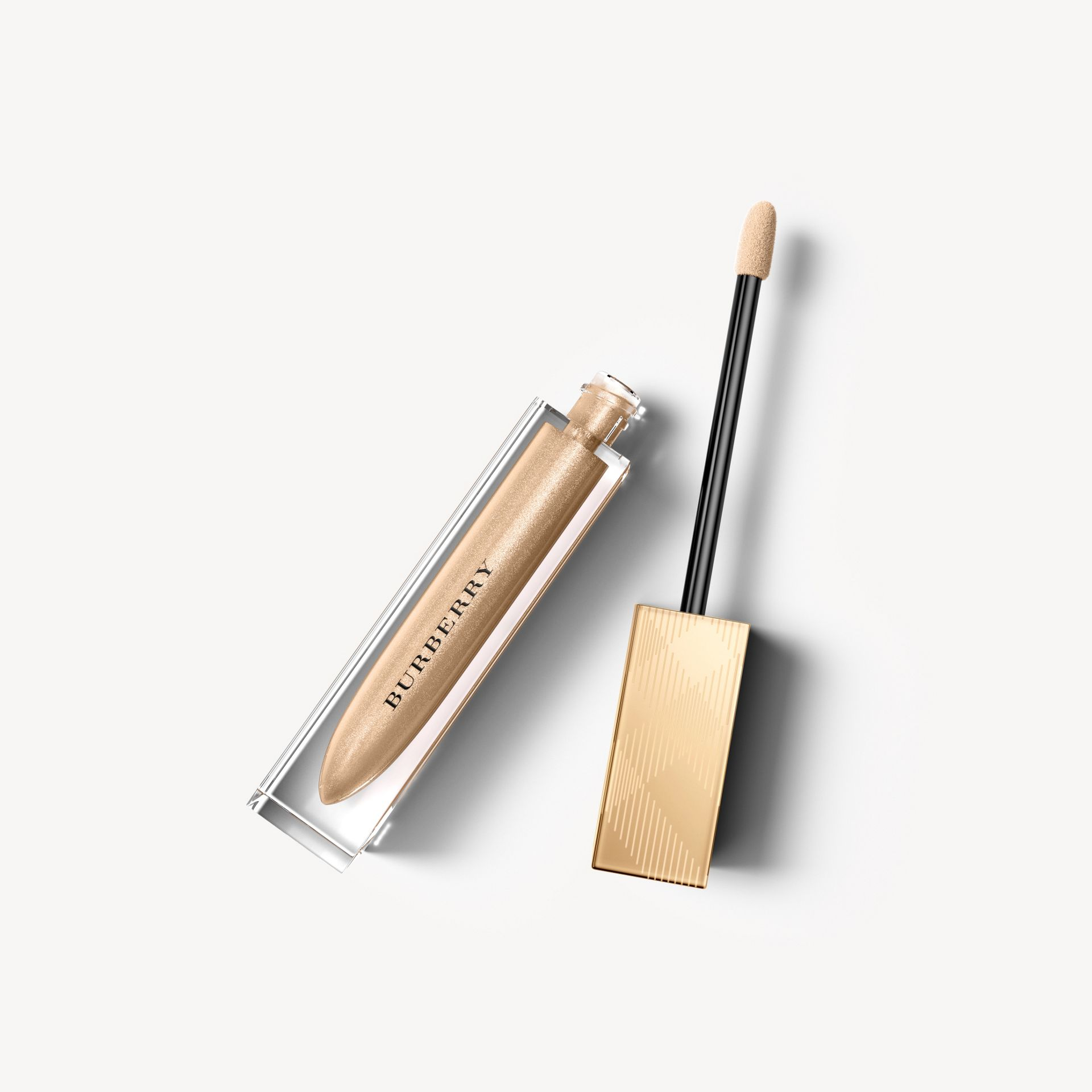 Burberry Kisses Gloss – Gold Shimmer No.124 - gallery image 1
