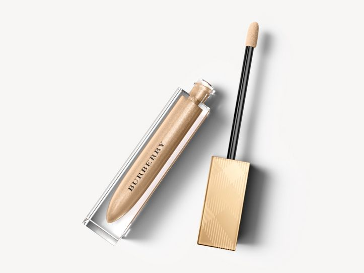 Burberry Kisses Gloss – Gold Shimmer No.124