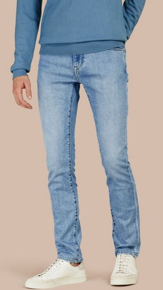 Slim Fit Comfort Stretch Japanese Denim Jeans