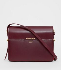 Large Leather Grace Bag in Oxblood bright Military Red dfebe68bd10fe