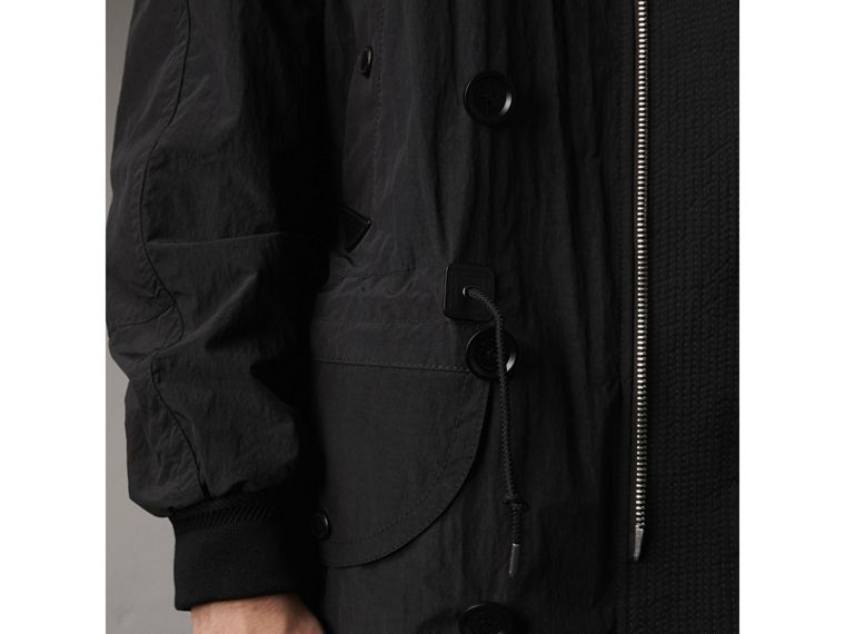 Rainproof Flyweight Parka - Men | Burberry Singapore - cell image 4