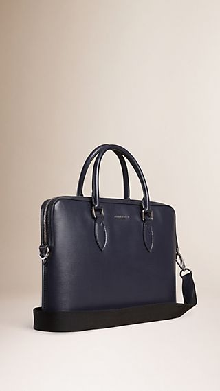 The Barrow Bag in London Leather
