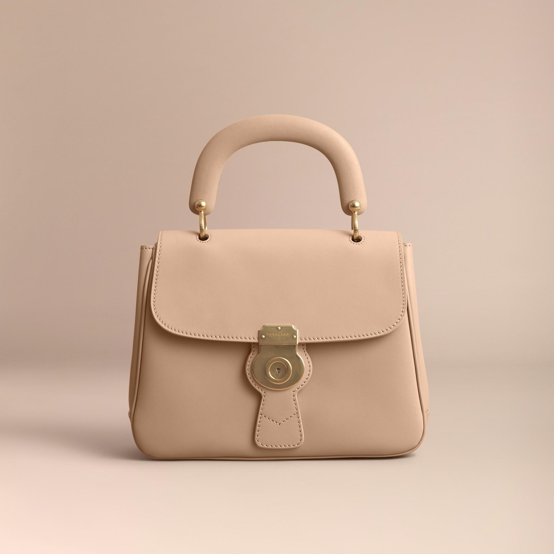 The Medium DK88 Top Handle Bag in Honey - gallery image 6