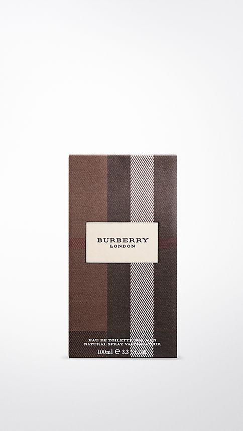 100ml Burberry London Eau de Toilette 100ml - Image 2