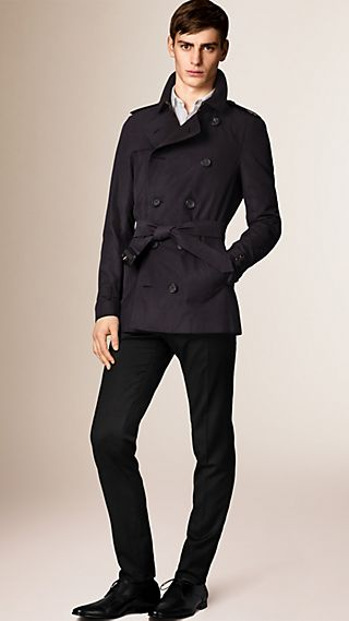 The Sandringham - Short Heritage Trench Coat