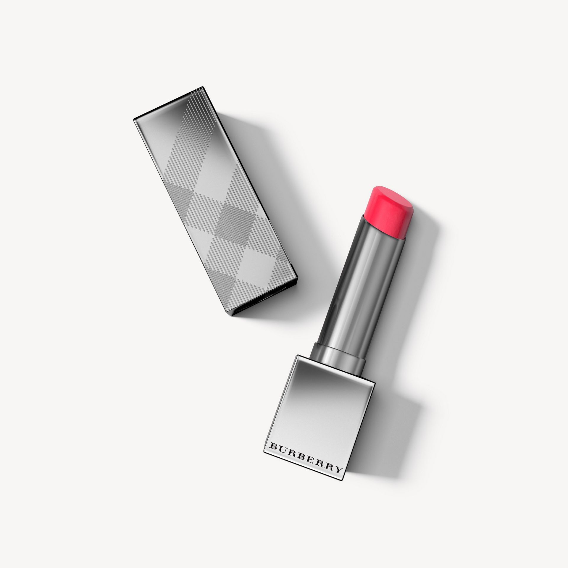 Burberry Kisses Sheer - Crimson Pink No.241 - Donna | Burberry - immagine della galleria 0