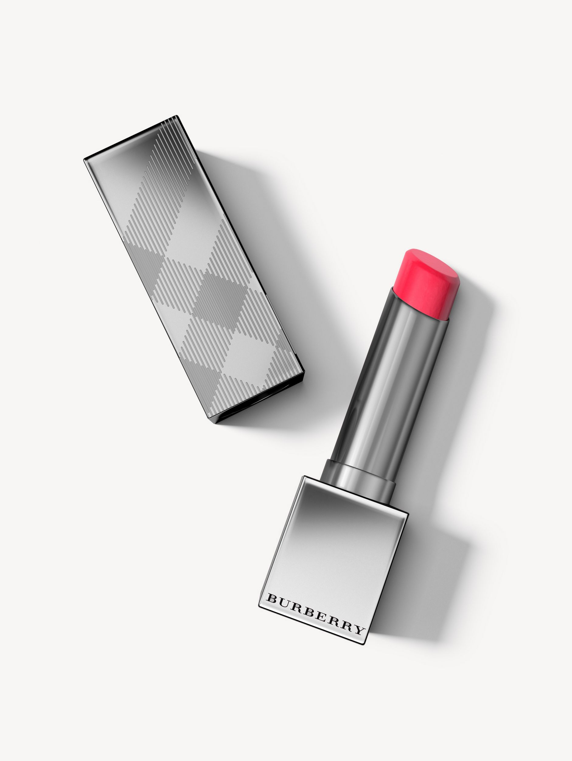 Burberry Kisses Sheer – Crimson Pink No.241 - Women | Burberry United Kingdom - 1