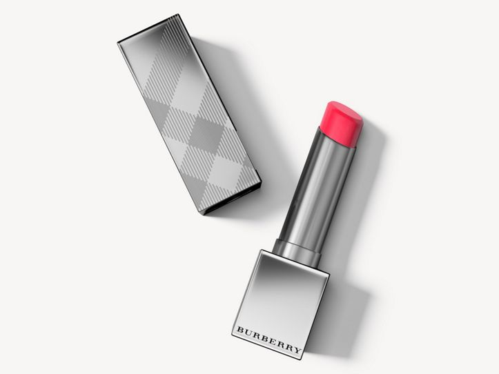 Batom Burberry Kisses Sheer Crimson Pink No.241