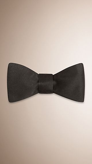 Silk Self-Tie Bow Tie