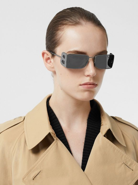 The Westminster – Trench Heritage long (Miel) - Femme | Burberry Canada - cell image 1
