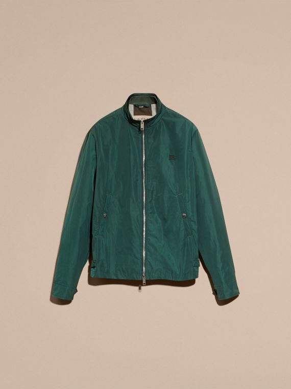 Lightweight Technical Jacket Racing Green - cell image 3
