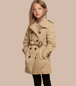 Girls' Clothes & Accessories | Burberry
