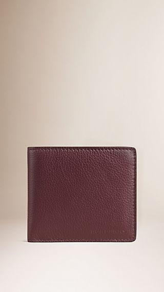 Leather Folding Wallet