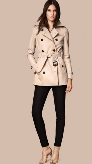 Trench coat Kensington - Trench coat Heritage corto