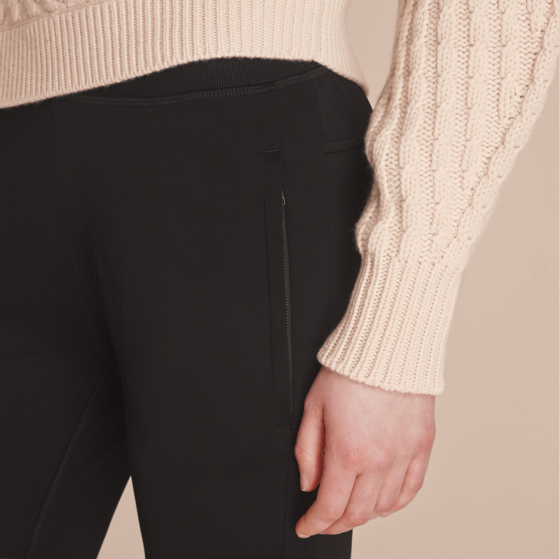 Heavy Twill Sports Trousers - gallery image 5