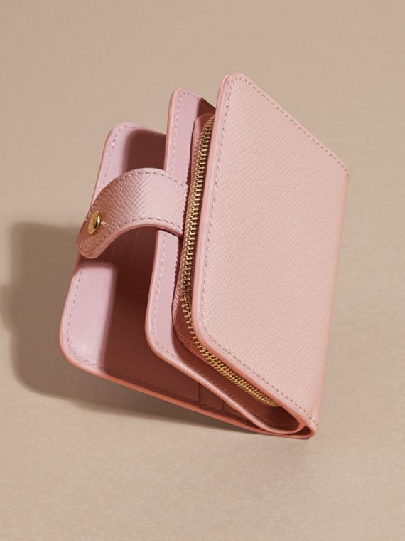 Patent London Leather Wallet in Ash Rose - cell image 3