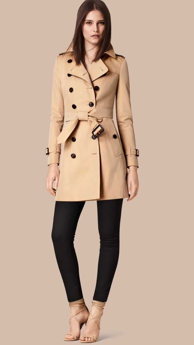 Trench-coat Heritage mi-long The Chelsea