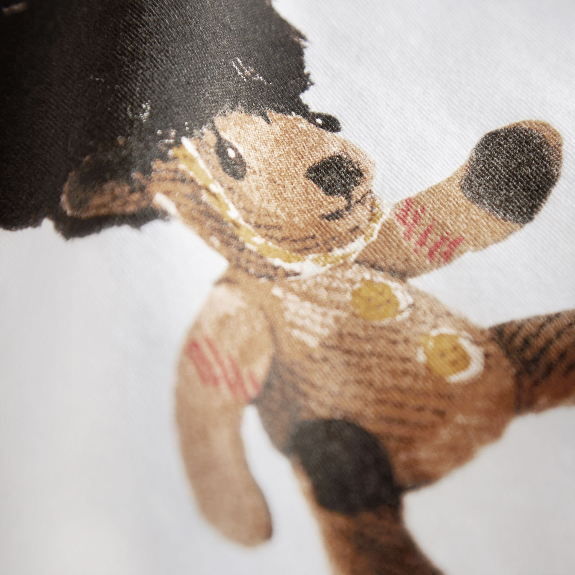 Thomas Bear Guardsman Print Cotton Top - Children | Burberry - gallery image 2
