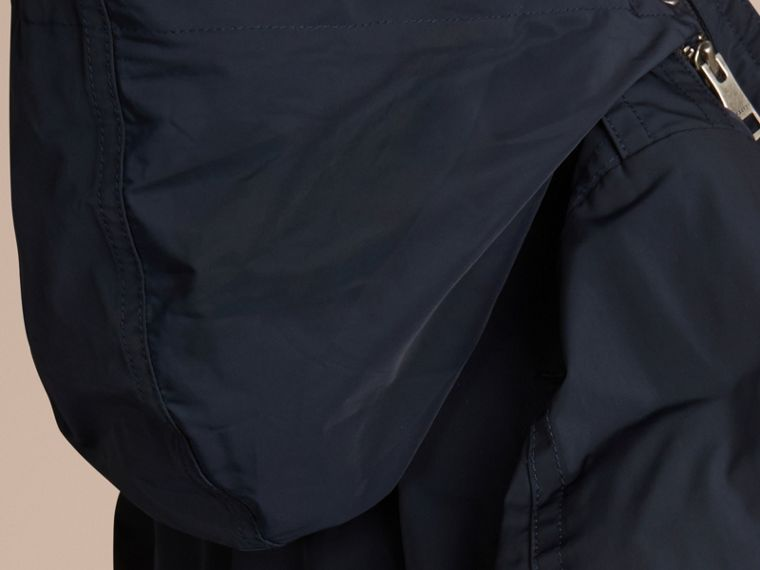Ink Showerproof Field Jacket with Detachable Down-filled Warmer - cell image 4