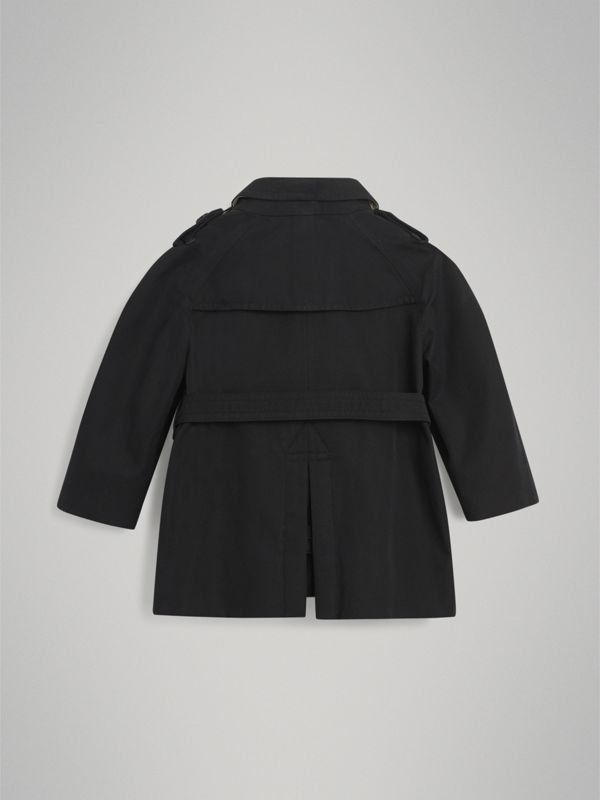 The Wiltshire – Trenchcoat (Schwarz) | Burberry - cell image 3