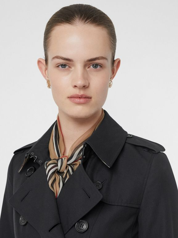 Trench coat Heritage Chelsea largo (Medianoche) - Mujer | Burberry - cell image 1