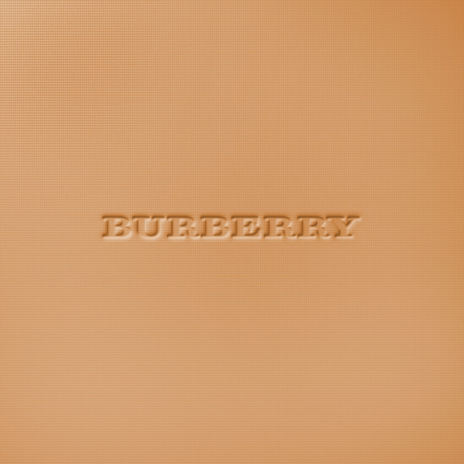 Burberry Cashmere Compact – Ochre No.20 - Women | Burberry United Kingdom - gallery image 1