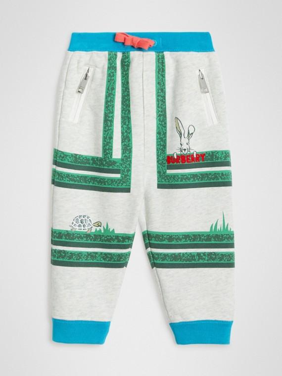 Спортивные брюки с принтом Hedge Maze (Многоцветный)