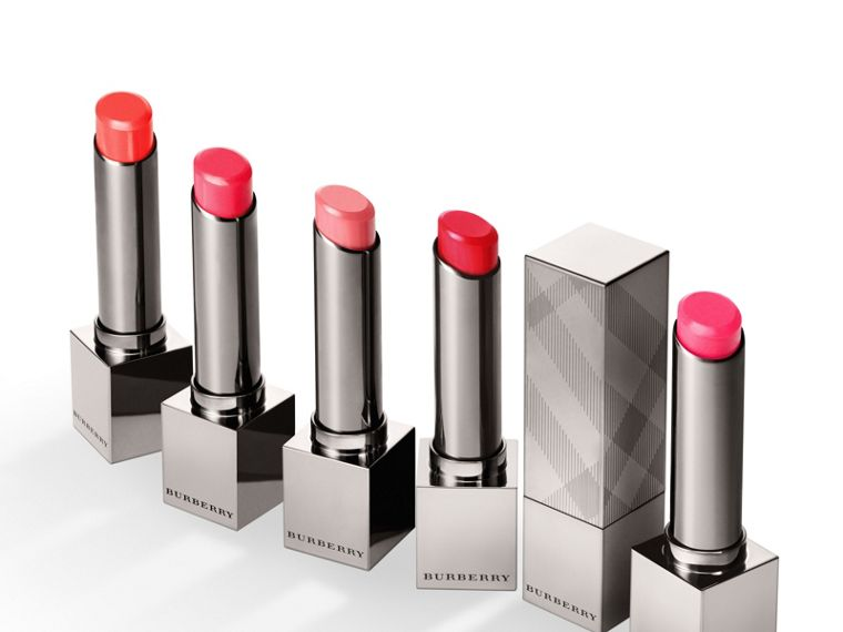 Military red 305 Burberry Kisses Sheer Military Red No.305 - cell image 2