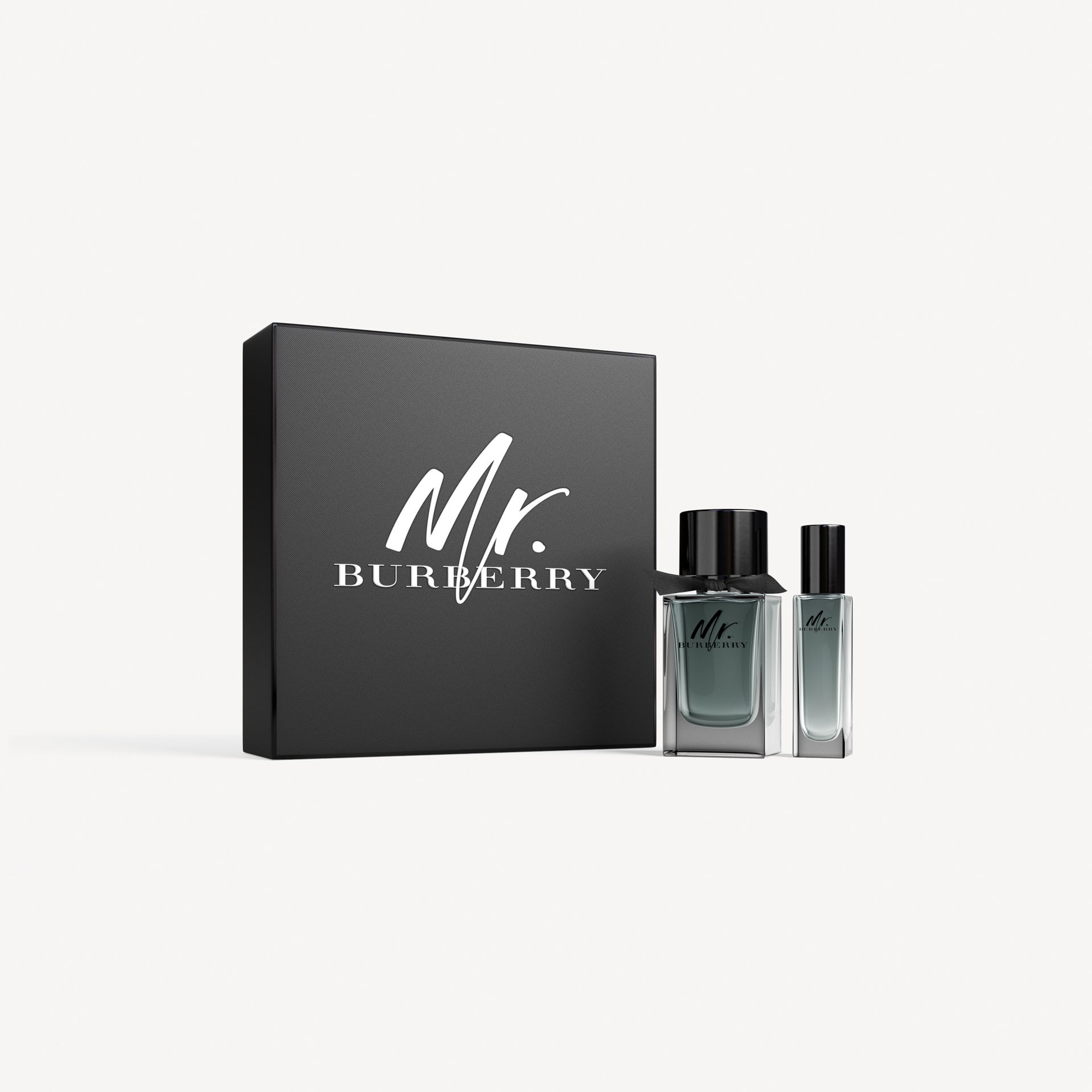Mr. Burberry Eau de Toilette Set in Black | Burberry - gallery image 1