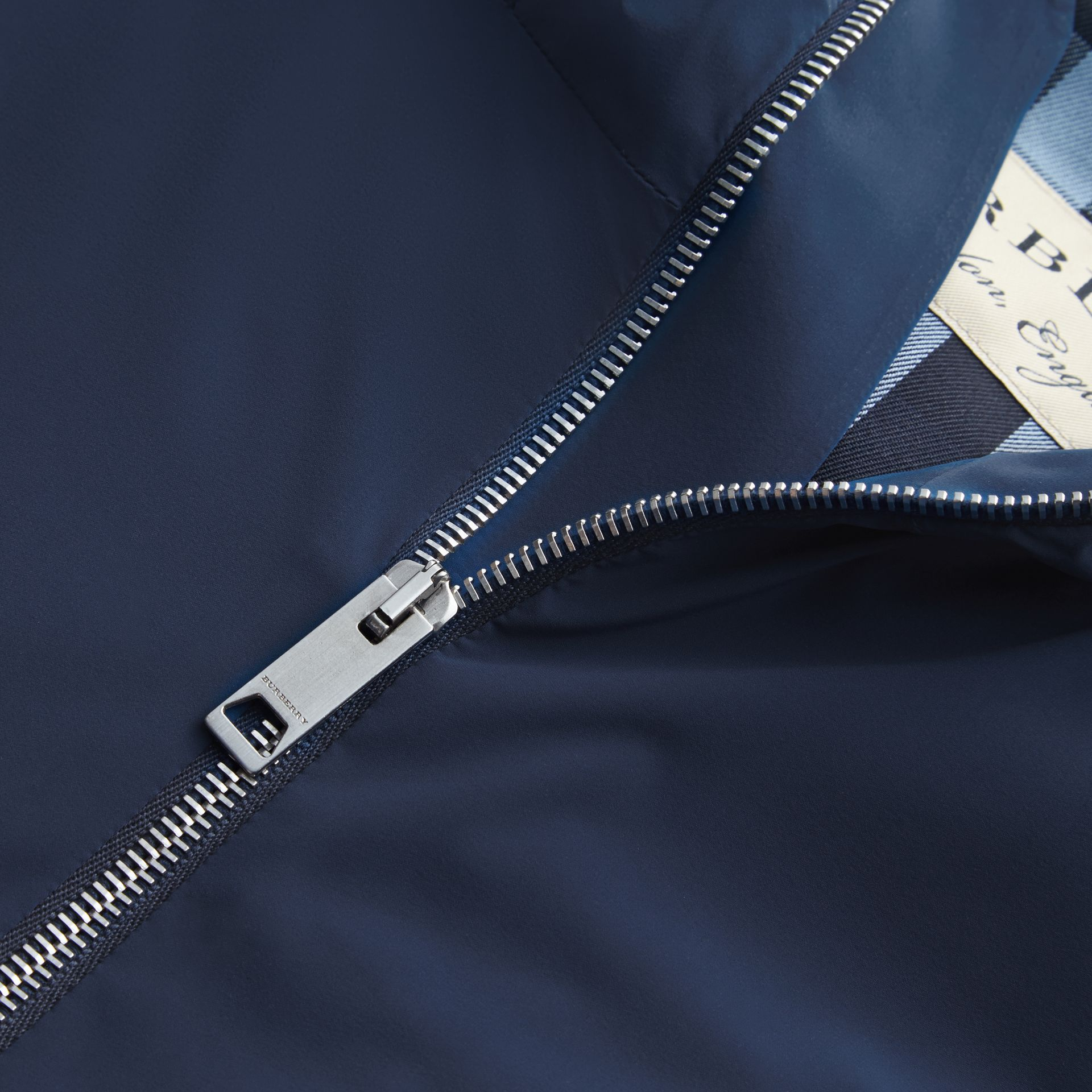 Seam-sealed Hooded Packaway Technical Jacket - gallery image 2