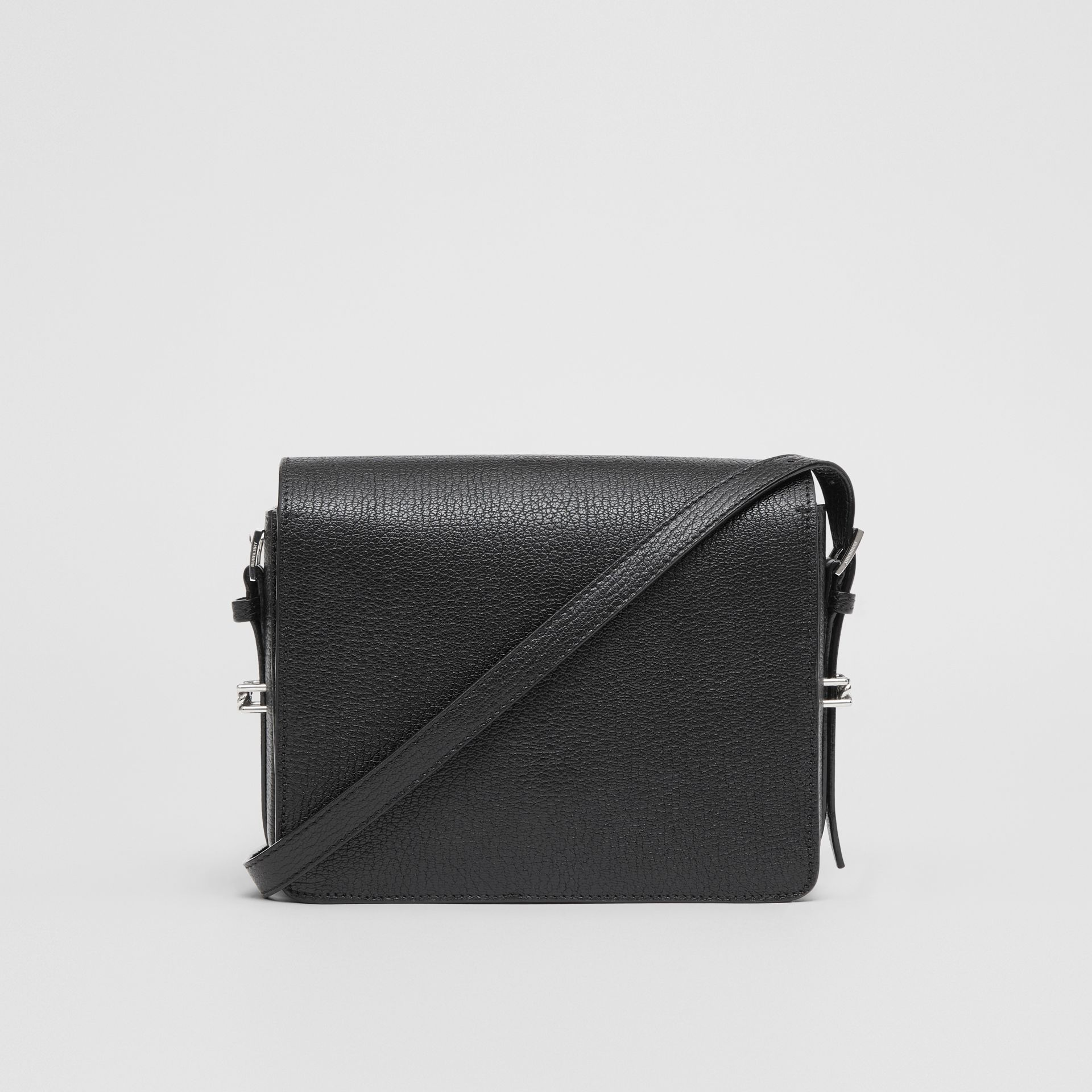 Small Leather Grace Bag in Black - Women | Burberry United Kingdom - gallery image 7