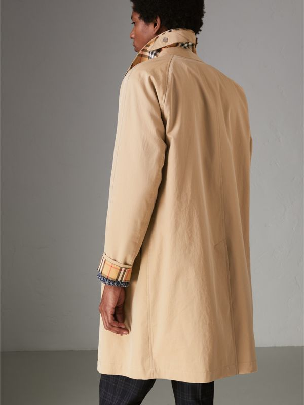 The Camden Car Coat (Honiggelb) - Herren | Burberry - cell image 2