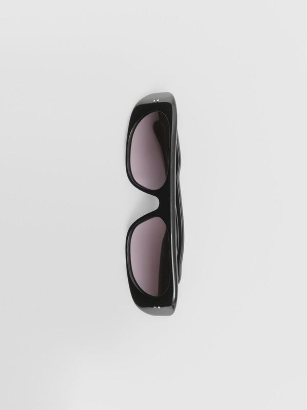 "Sonnenbrille ""Blake"" (Schwarz) | Burberry - cell image 2"