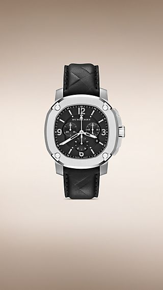 THE BRITAIN BBY1107 47MM CHRONOGRAPH