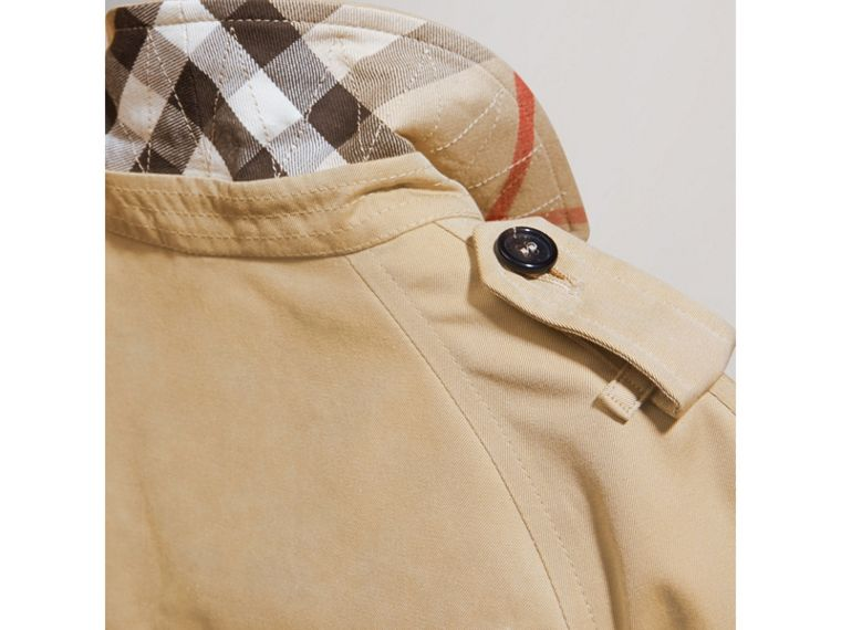 Trench coat Wiltshire – Trench coat Heritage (Miel) | Burberry - cell image 4