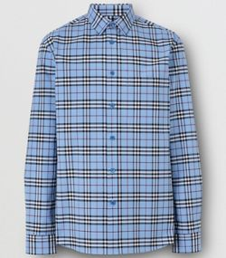 fe64838245761 Casual Shirts for Men | Button Ups & Button Downs | Burberry United States