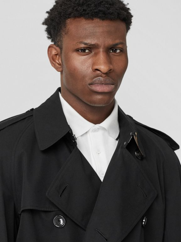 The Westminster Heritage Trench Coat in Black - Men | Burberry - cell image 1