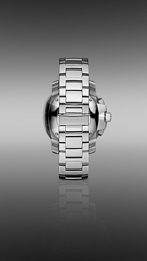 Steel The Britain BBY1102 47mm Chronograph - Image 2