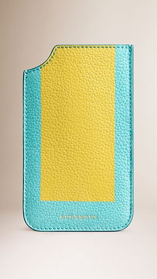 Grainy Leather iPhone 6 Case