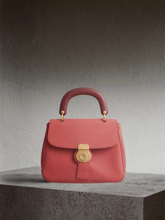 The Medium DK88 Top Handle Bag in Blossom Pink