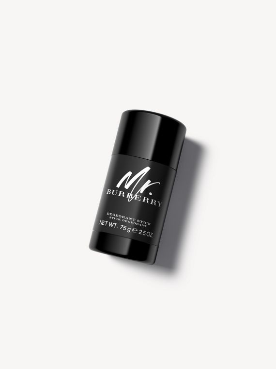 Mr. Burberry Deodorant Stick 75g | Burberry Canada