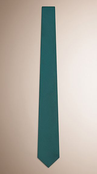 Modern Cut Silk Tie
