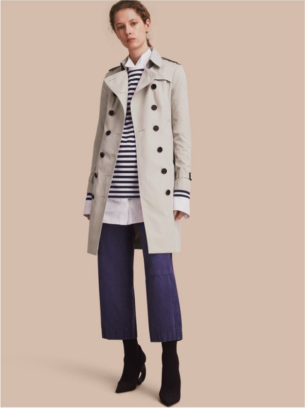 The Sandringham – Trench coat Heritage curto