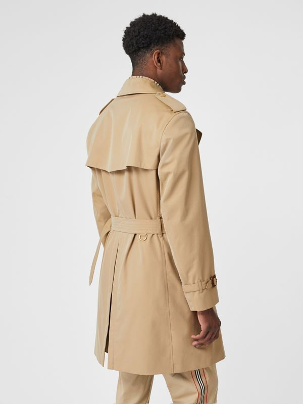 Trench Heritage The Chelsea (Miel) - Homme | Burberry Canada - cell image 2