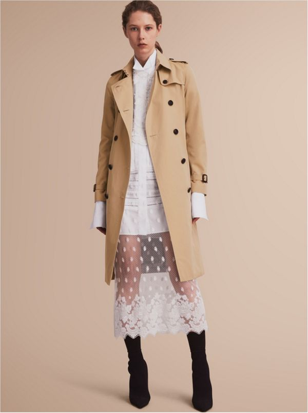 The Kensington - Trench coat Heritage extra lungo