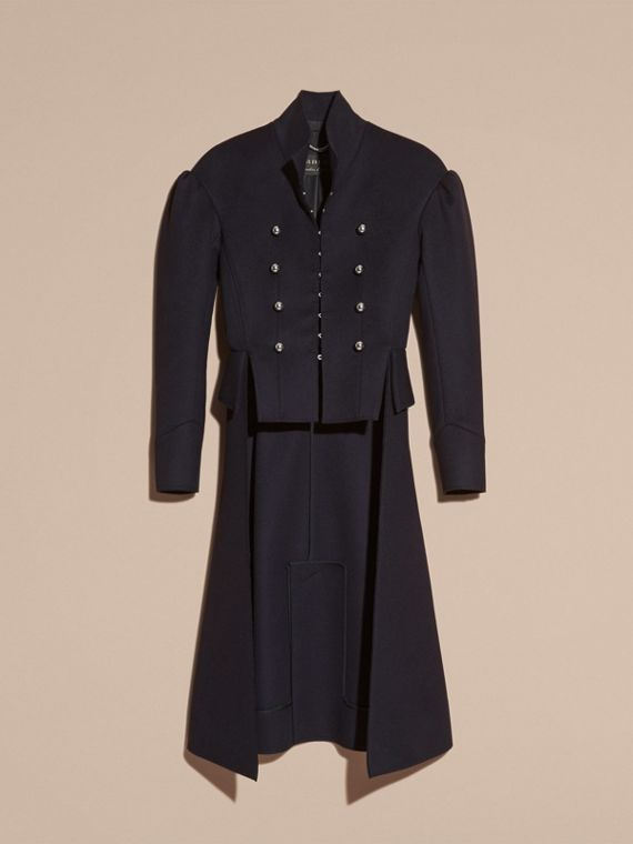 Dark navy The Military Tailcoat - cell image 3