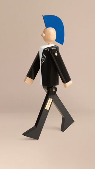 The Punk Limited Edition Wooden Puppet
